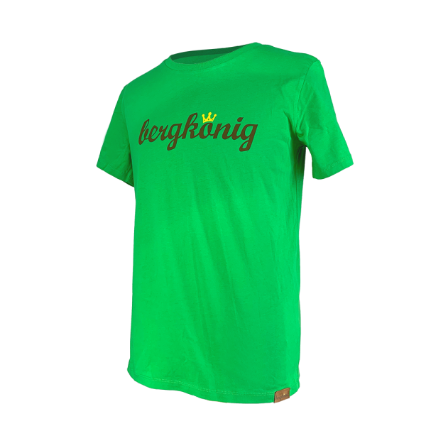 T-Shirt - bergkönig Basic Herren - Kryptonit